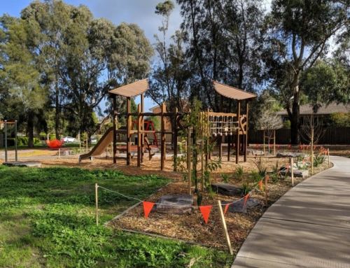 Mannering Reserve Play Space, Glen Waverley